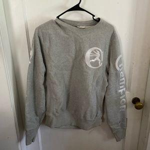 Champion sweatshirt , small